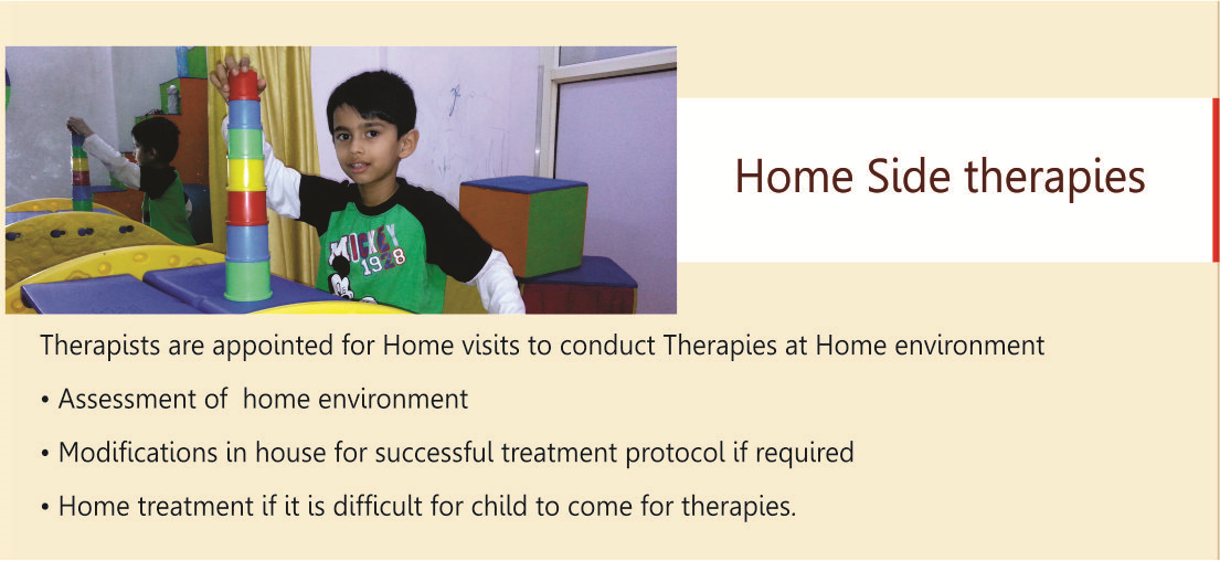 Home side therapies